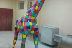G01 Giraffa 2XL h-320cm