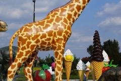 G02 Giraffa 2XL h-320cm