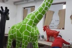 G07 Giraffa 2XL h-320cm